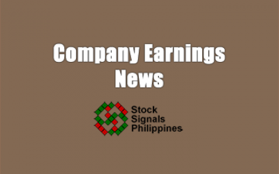 Company Earnings News - Stock Signals Philippines